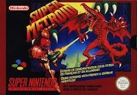 Jaquette du jeu Super Metroid