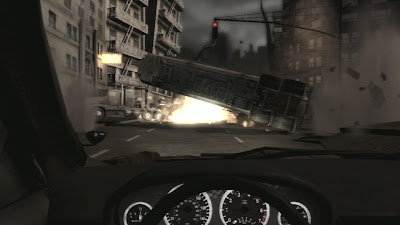 Alone in the Dark - First Person Driving