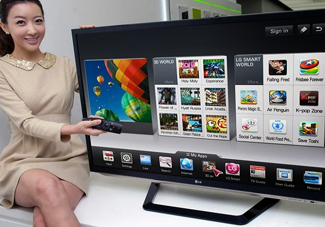 publicidad en smart tv