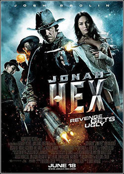 filmes Download   Jonah Hex   O Caçador de Recompensas   AVi   Dublado (2011)