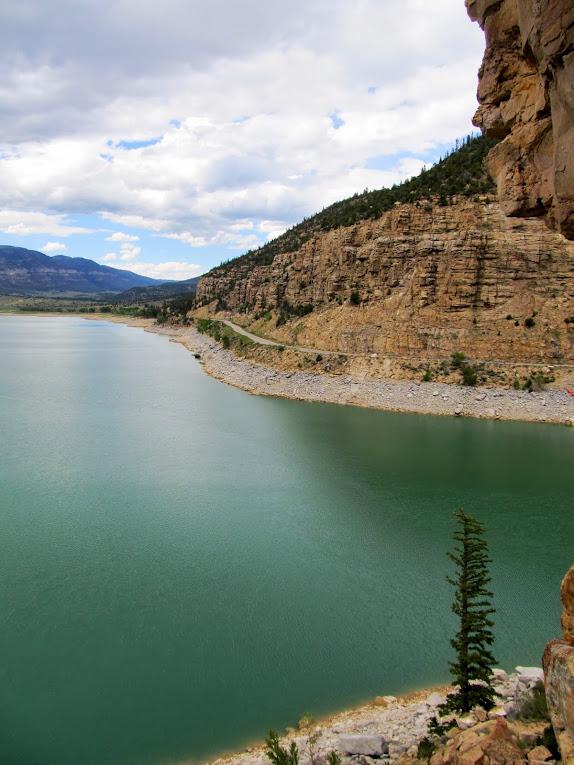 Joe's Valley Reservoir