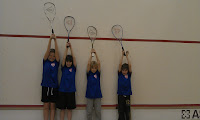 Junior Squash At Eldon
