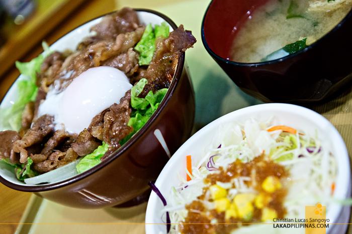 My Dinner at Tokyo's Shibuya Crossing