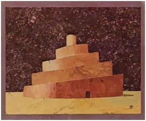 Эклектика – закономерный результат  своенравного человеческого творчества, символом которой можно считать Вавилонскую башню
