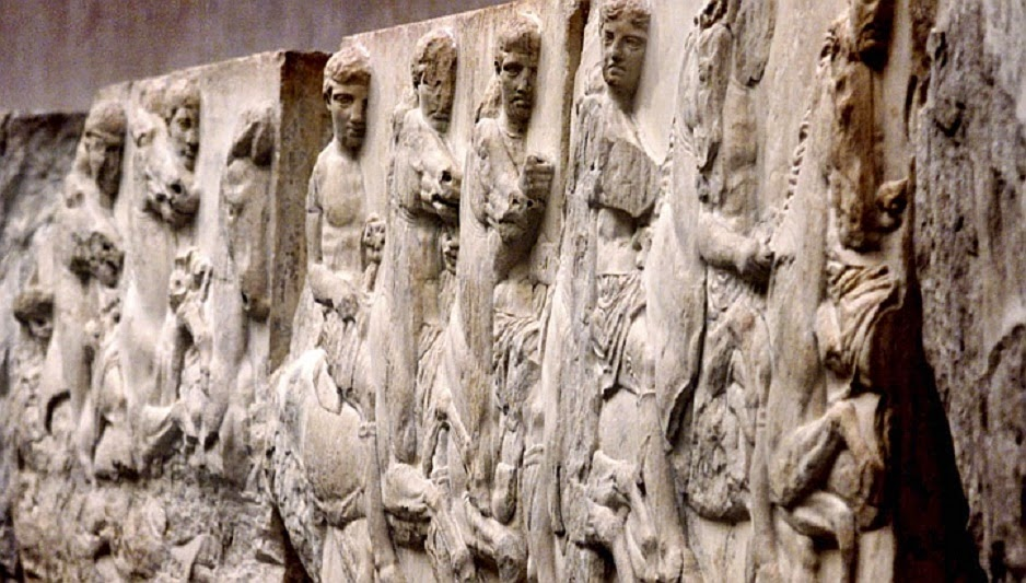 More Stuff: International lawyers consulted by Greek government on Parthenon Marbles issue