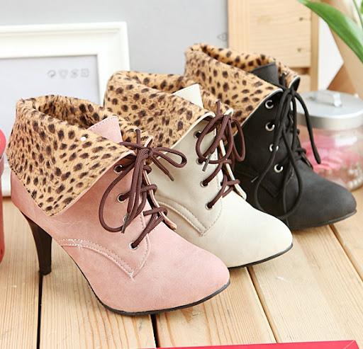 renkli ayakkabı modelleri