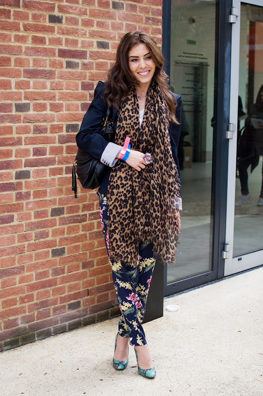 Vogue Festival Street Style