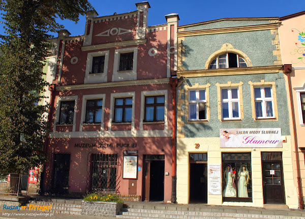 Muzeum Ziemi Puckiej - kamienica