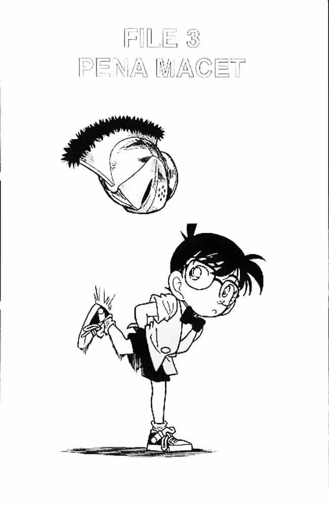Dilarang COPAS - situs resmi www.mangacanblog.com - Komik detective conan 032 - pena macet 33 Indonesia detective conan 032 - pena macet Terbaru |Baca Manga Komik Indonesia|Mangacan