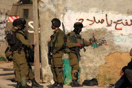 Tentara Militer Israel Kembali Kepung Desa At Tawani Pada Minggu Malam