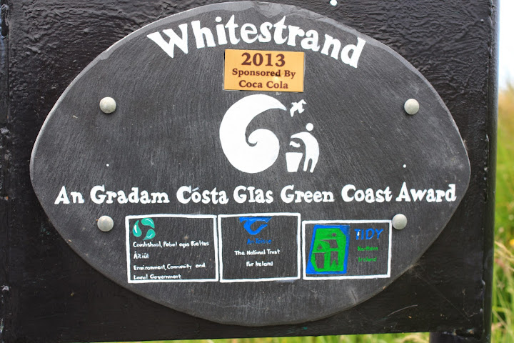 Whitestrand Connemara Ireland