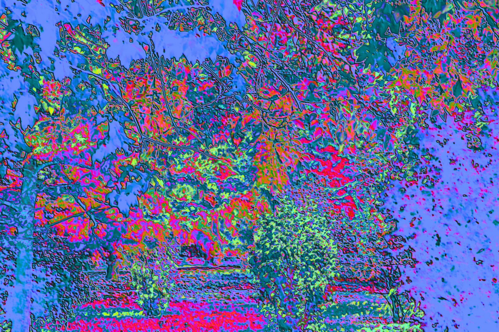 Mis cuadros pintura abstracta expresionismo abstracto for Imagenes de cuadros abstractos faciles