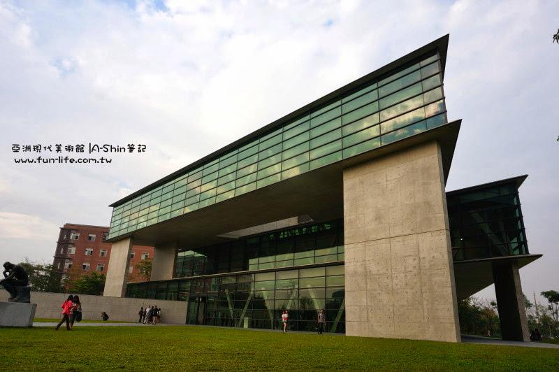 俐落的三角形建築,安藤忠雄把建築變成藝術,這就是亞洲現代美術館