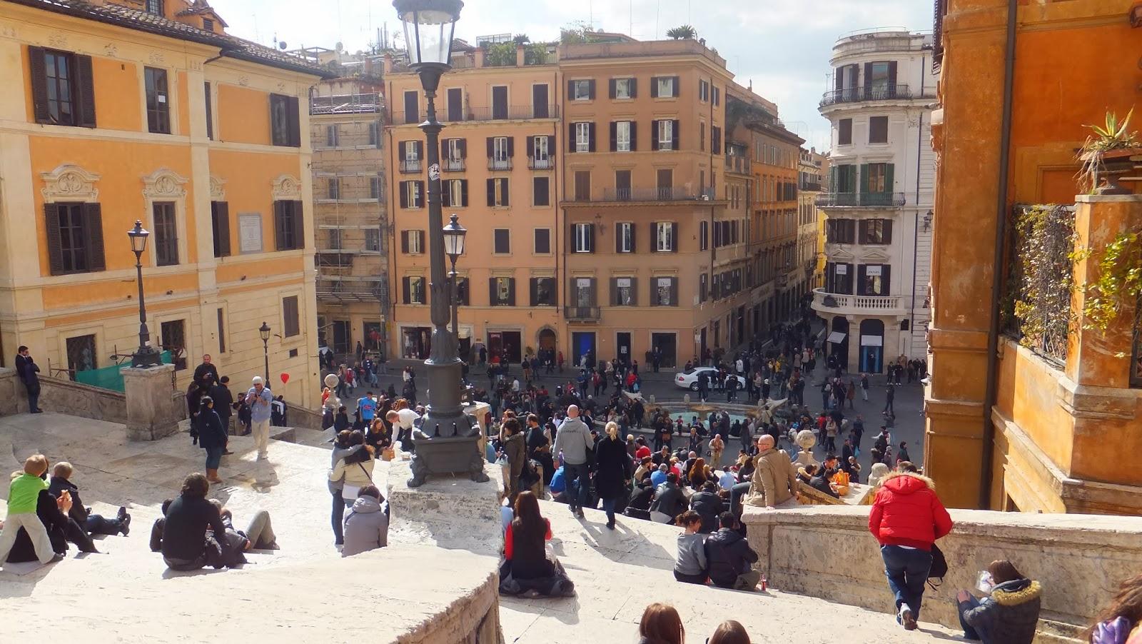 Piazza di Spagna, Trinita dei Monti, Roma, Italia, Elisa N, Blog Viajes, Lifestyle, Travel, TravelBlogger, Blog Turismo, Viajes, Fotos, Blog LifeStyle, Elisa Argentina