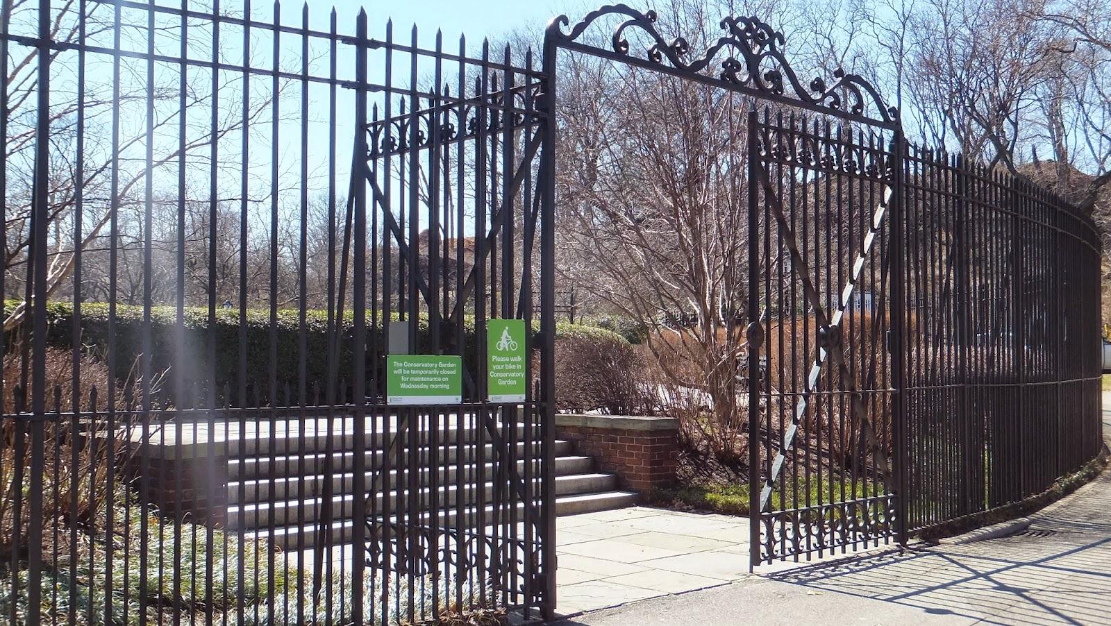 Conservatory Garden, Central Park, Nueva York, Manhattan, Elisa N, Blog de Viajes Argentina