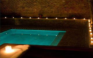 Hotel Le Marais Hot Tub