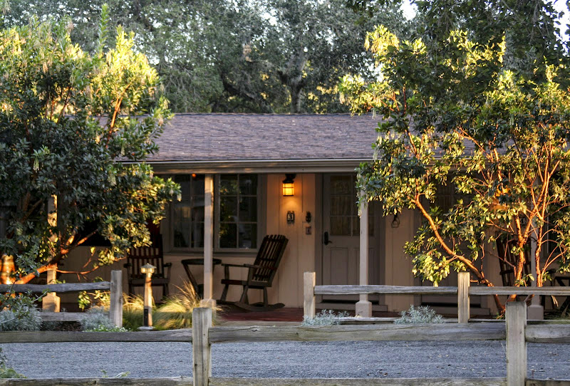 Staying at Holman Ranch