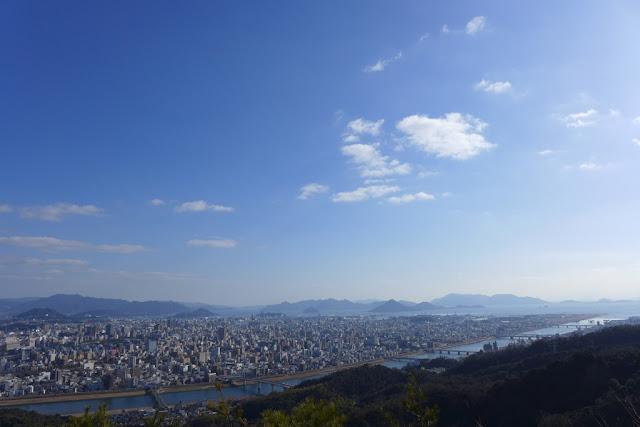 里山お散歩(高峠山:広島市西区)