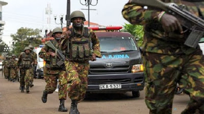 Kenya on high alert for imminent terrorist attacks