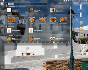 Cocinando con Ubuntu y Lens-Recetas