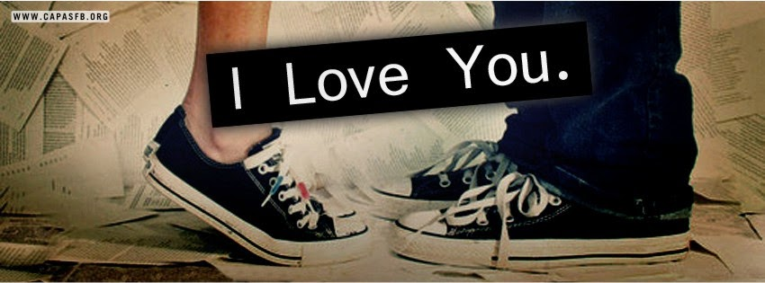 Capas para Facebook I Love You