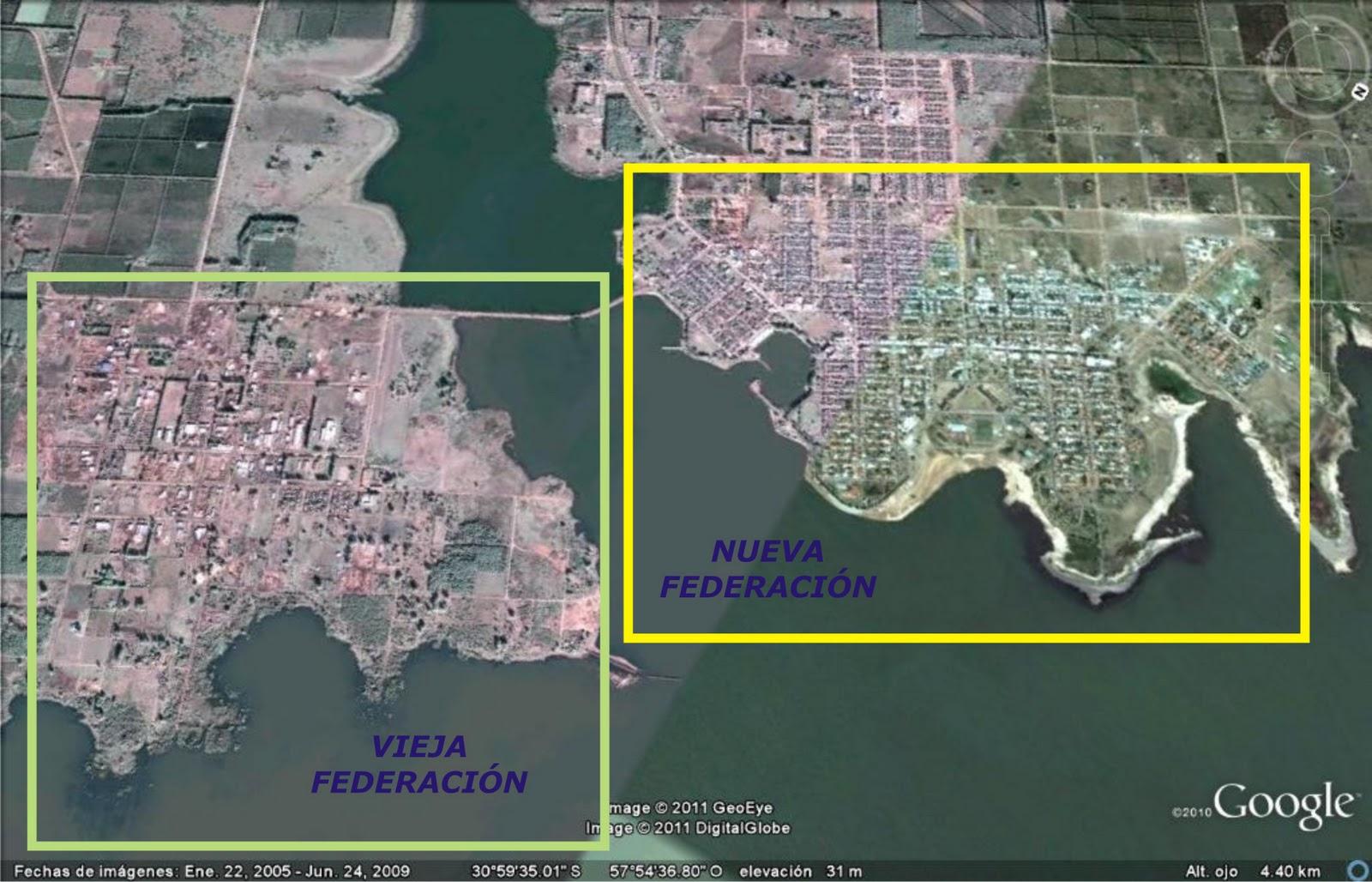 informacion federacion entre rio: