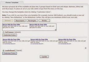 BidVertiser code