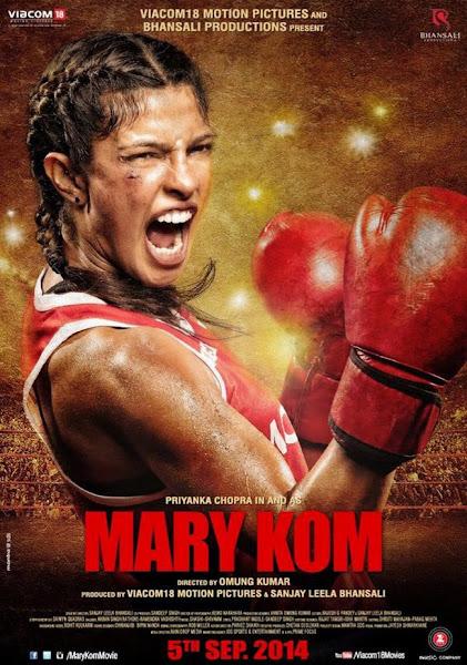 Mary Kom - Nữ võ sĩ