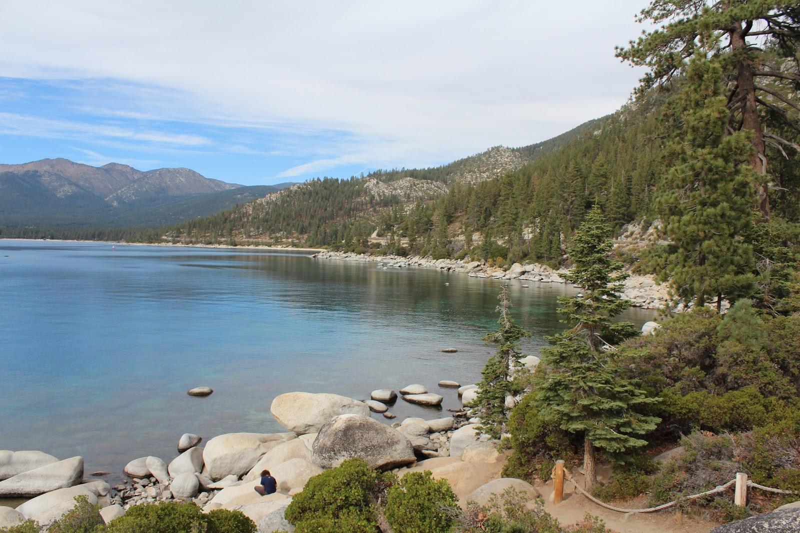 Lake Tahoe Marathon Event Image