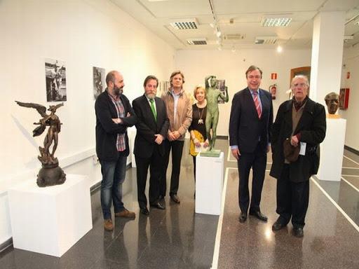 La exposición 'Tres Siglos de Escultura, Fundición Codina' trae a Getafe obras de Benlliure, Rodin, Degas o Pablo Serraf