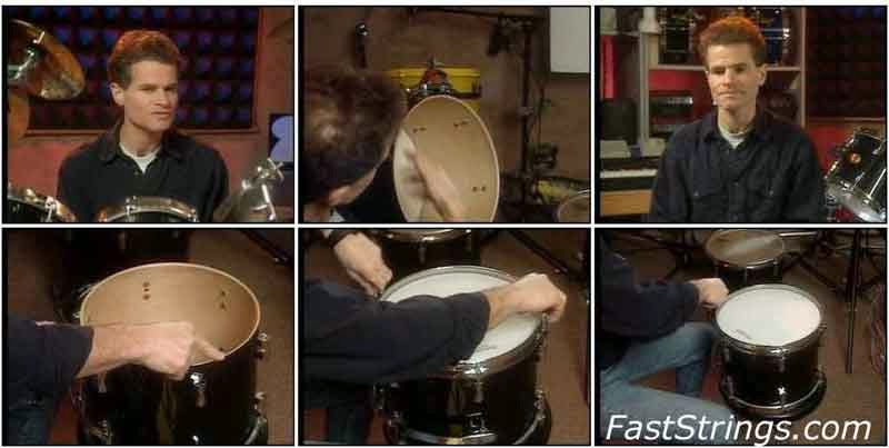Bob Gatzen - Drum Tuning: Sound and Design... Simplified