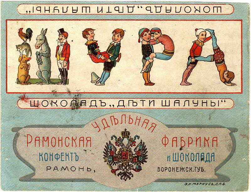 конфетные обертки, музей детства, история