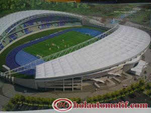 Stadion Perjiwa Tenggarong