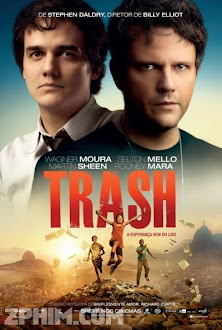 Khu Ổ Chuột - Trash (2014) Poster
