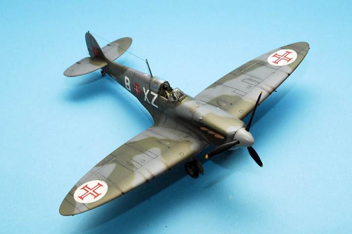 Supermarine Spitfire Mk.I - Tamiya - 1/48 - CONCLUÍDO - Página 3 Final_1
