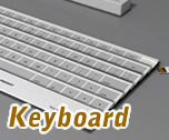 Keyboard Modern Knock Down