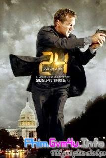 24 Giờ Chống Khủng Bố Season 1 - 24 Hours Season 1 - 2001