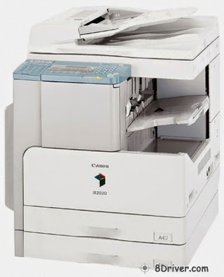 Download Canon iR2020 Printer driver software & launch