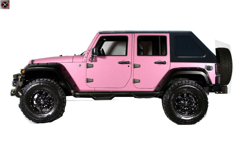 future look of new 2014 rubi on order jeep wrangler forum. Black Bedroom Furniture Sets. Home Design Ideas