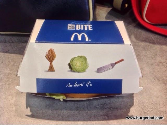 McDonald's My Burger Final