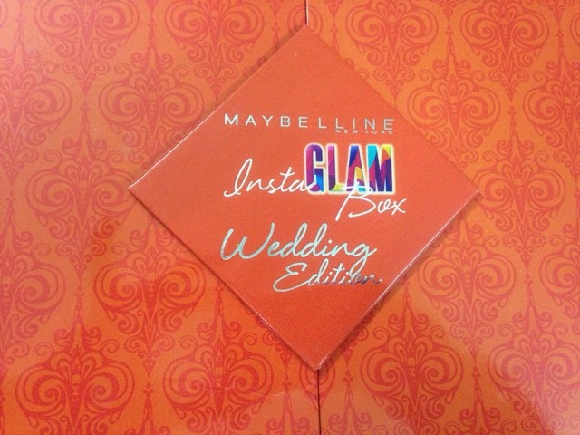 Maybelline Insta GLAM Box - Wedding Edition