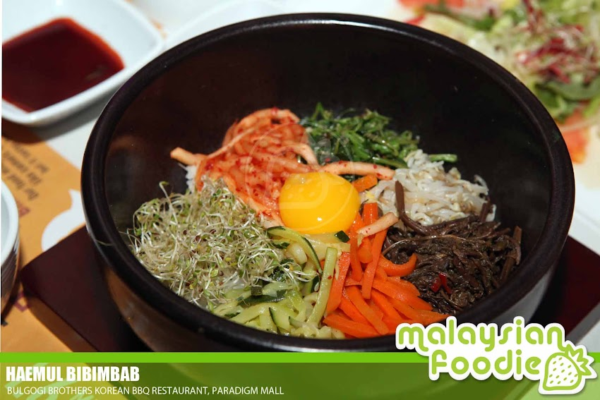 BULGOGI BROTHERS, PARADIGM MALL (INVITED REVIEW)