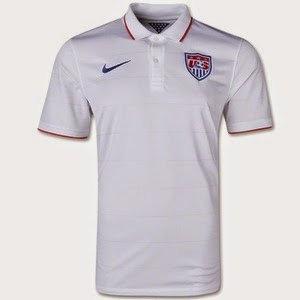 áo bóng đá đội tuyển Mỹ