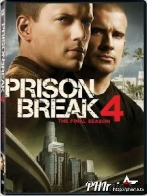 Phim Vượt Ngục Phần 4 - Prison Break Season 4 (2008)