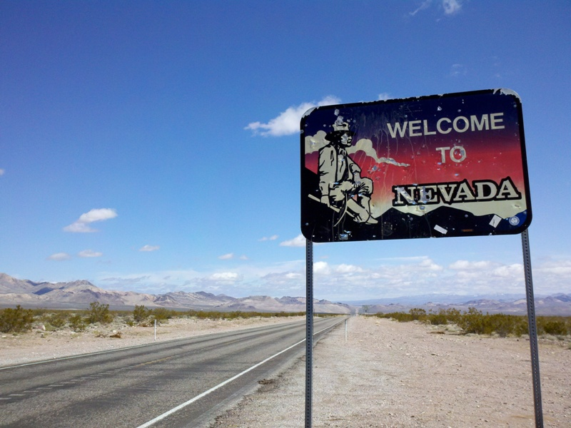 Hell's Gate Hundred • Nevada State Line