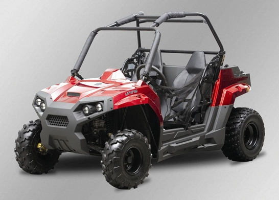 150cc Odes Kids Sports Utility UTV Go Cart Buggy