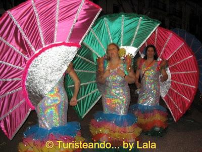 carnavales Isla Cristina, Huelva