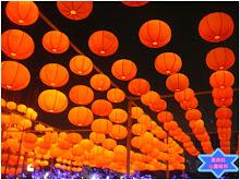 2013新竹燈會祈福燈林-柿柿平安