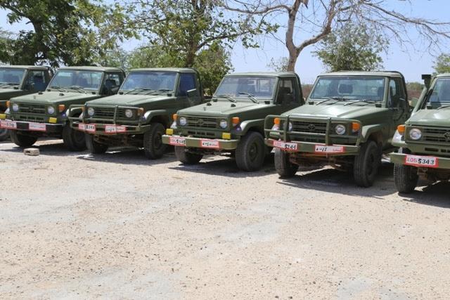 Armée Somalienne / Military of Somalia IMG_2303