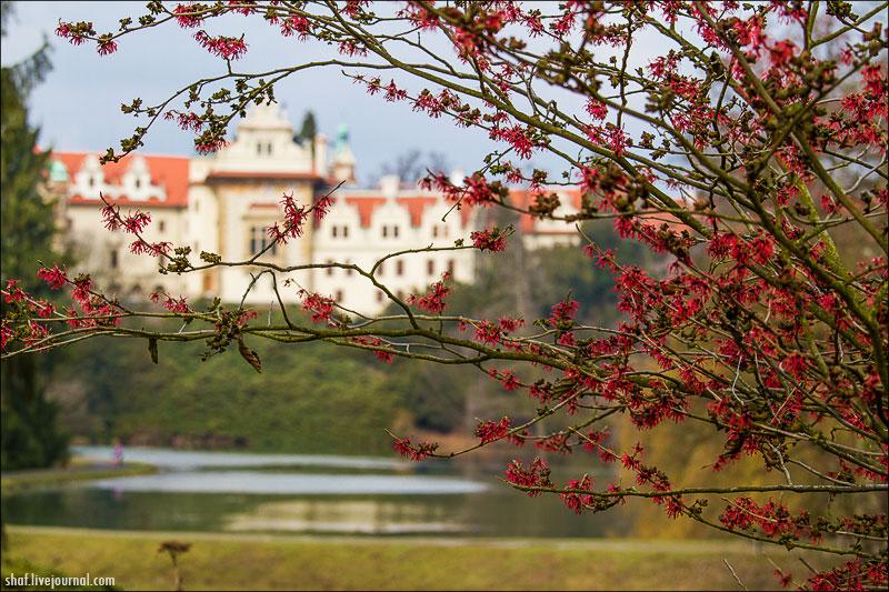 Пругонице, Чехия; Průhonice, Česká republika